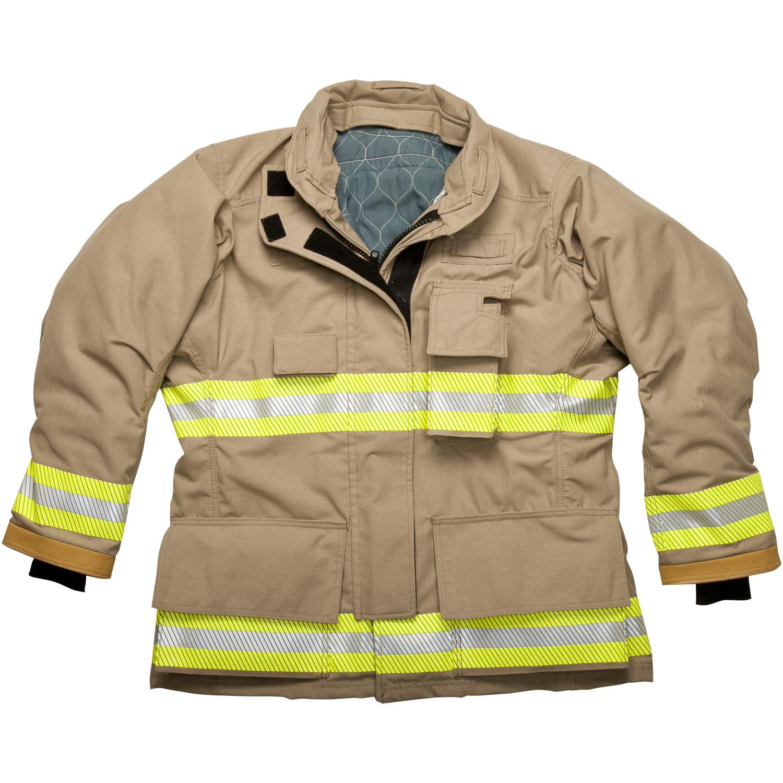 Ricochet FIRES firefighting PPE Coat Front