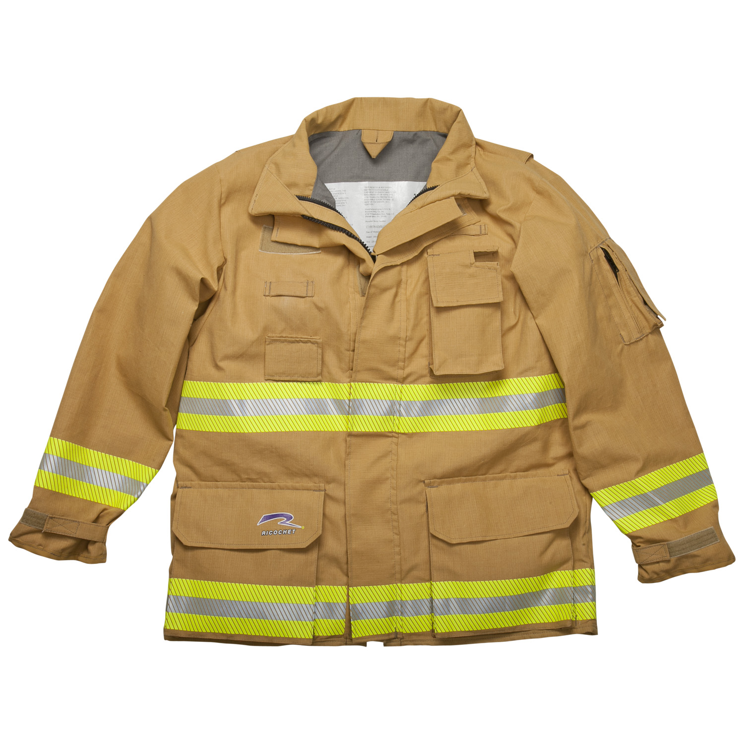 Ricochet Technical Rescue 600 Series Jacket Front