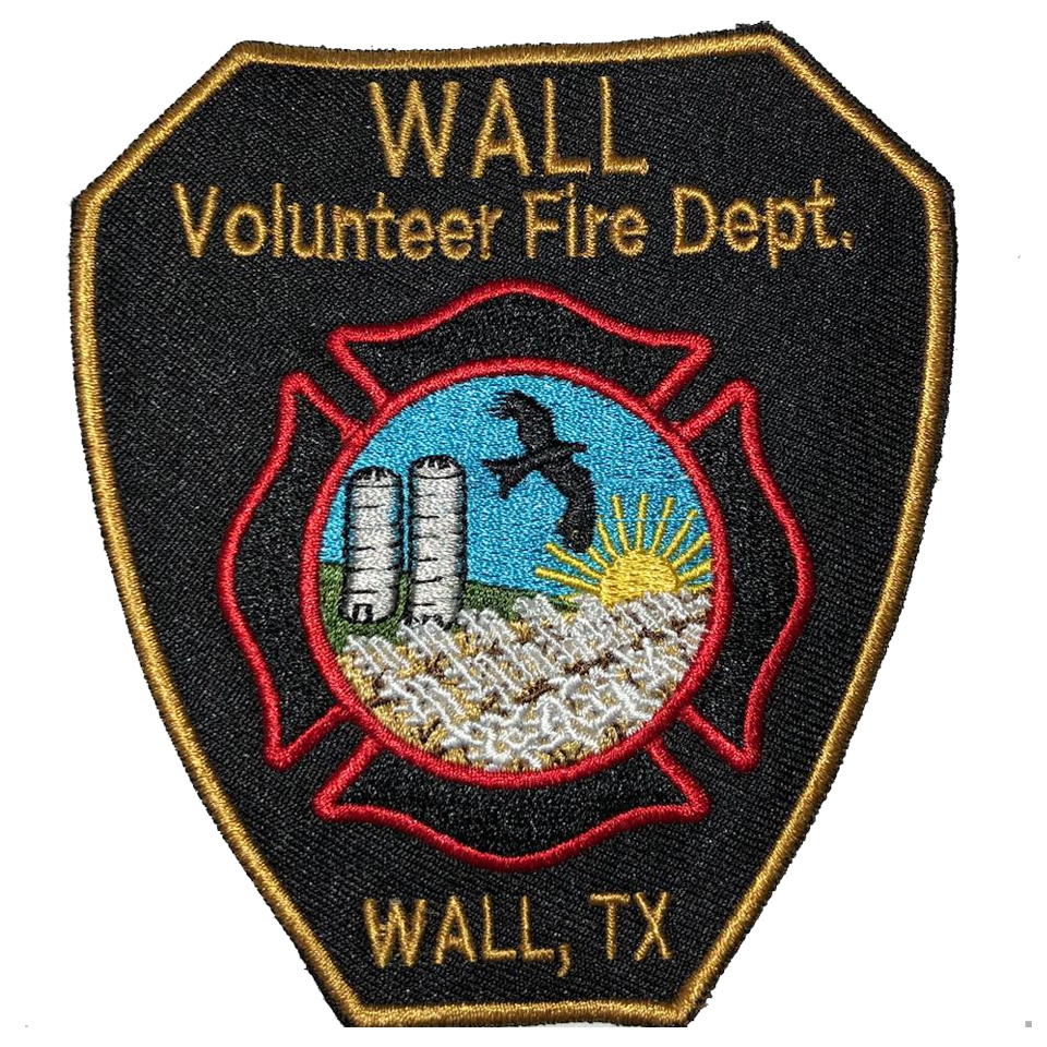 Wall TX Fire Dept