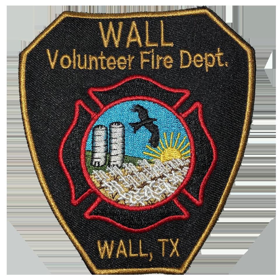 Wall TX Fire Dept