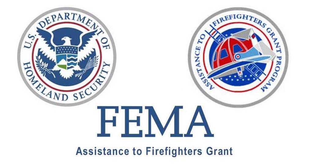 FEMA AFG Grant Open
